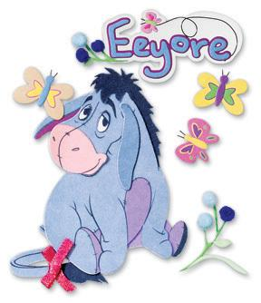 Don't you think Eeyore is lovely?