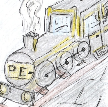 The Peppercorn Express