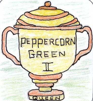 The Cup is won by Queen Pepper and her valient team.
