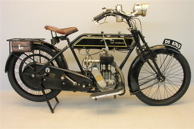 Sunbeam 1917