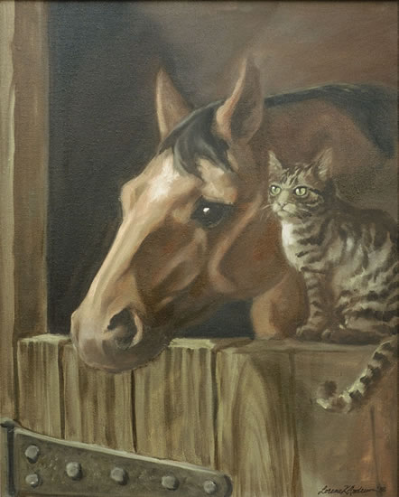 Dobbin and Kitty